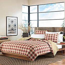 Eddie Bauer® Ravenna Quilt Set in Red