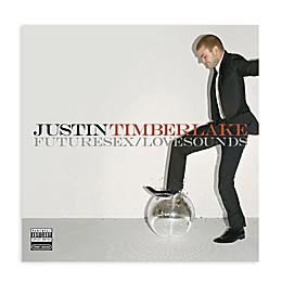 "Justin Timberlake ""FutureSex/LoveSounds"" Vinyl LP"