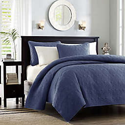 Madison Park Quebec Reversible Coverlet Set