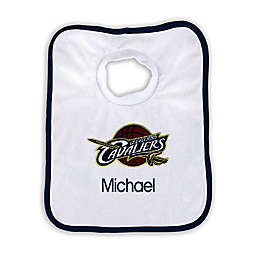 Designs by Chad and Jake NBA Personalized Cleveland Cavaliers Bib
