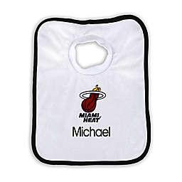 Designs by Chad and Jake NBA Personalized Miami Heat Bib