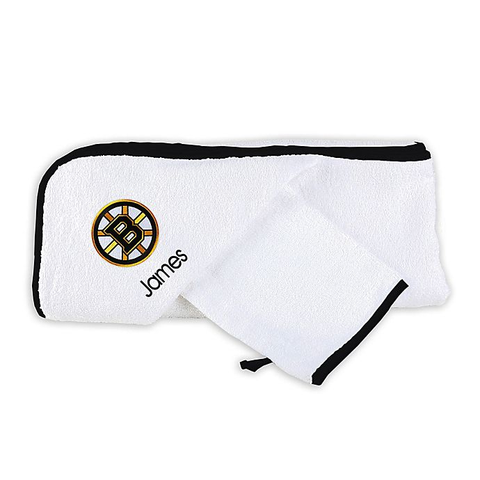 newest 60985 d2f46 Designs by Chad and Jake NHL Boston Bruins Personalized ...