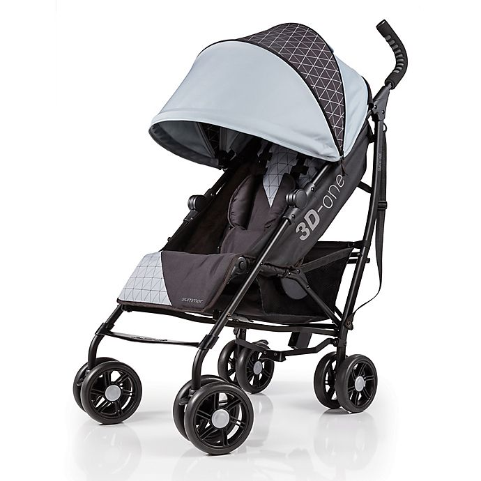 Alternate image 1 for Summer Infant® 3D-one™ Convenience Stroller
