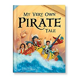 """""""My Very Own Pirate Tale"""" Book by Maia Haag"""