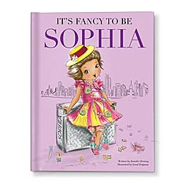 """""""It's Fancy To Be Me!"""" Book by Jennifer Dewing"""