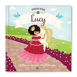 """Princess: A Day In The Life Of A Princess"" Book"
