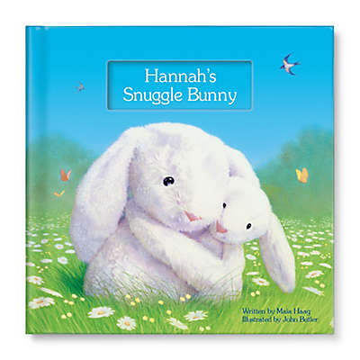 """My Snuggle Bunny"" Book by Maia Haag"