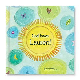 """God Loves You!"" Book by Jennifer Dewing"