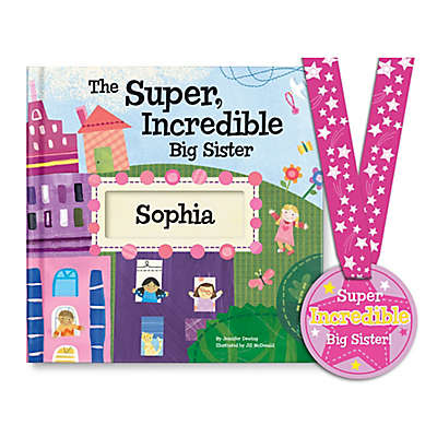 Super, Incredible Big Sister
