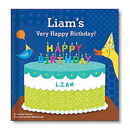 """My Very Happy Birthday"" For Boys Book by Jennifer Dewing"