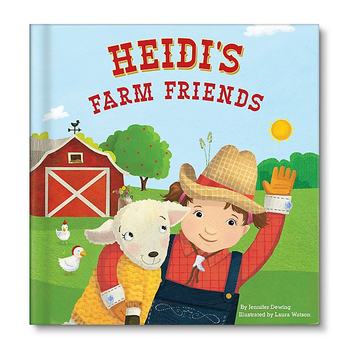 "Alternate image 1 for ""My Farm Friends"" Book by Jennifer Dewing"