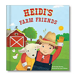 """My Farm Friends"" Book by Jennifer Dewing"