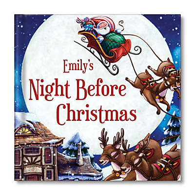 """My Night Before Christmas"" Book"