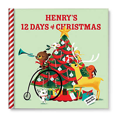 """My 12 Days Of Christmas"" Book"