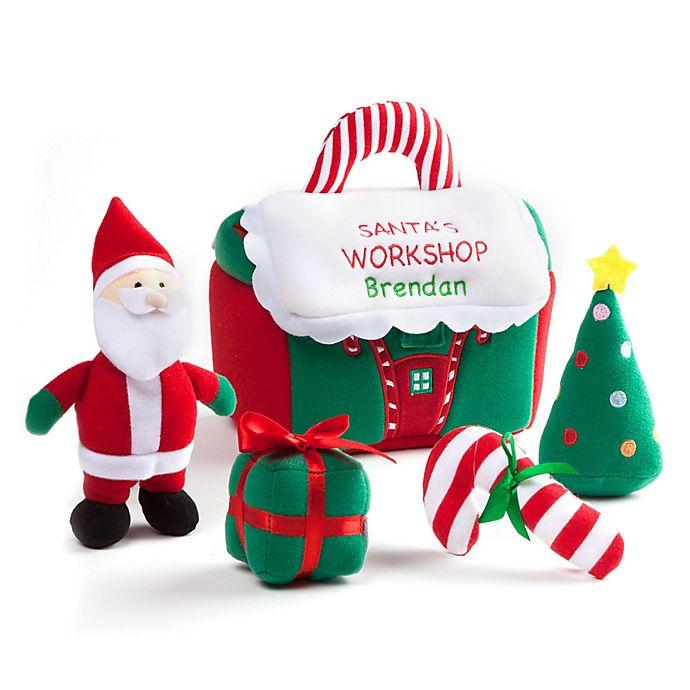 Alternate image 1 for Gund® Santa Workshop