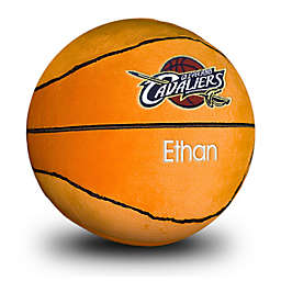 Designs by Chad and Jake NBA Cleveland Cavaliers Personalized Plush Basketball