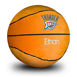 Designs by Chad and Jake NBA Oklahoma City Thunder Personalized Plush Basketball