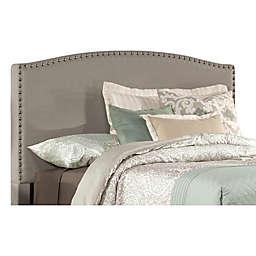 Hillsdale Kerstein Twin Headboard with Frame in Grey