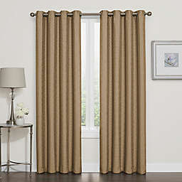 Darcy 100% Blackout Grommet Top Window Curtain Panel