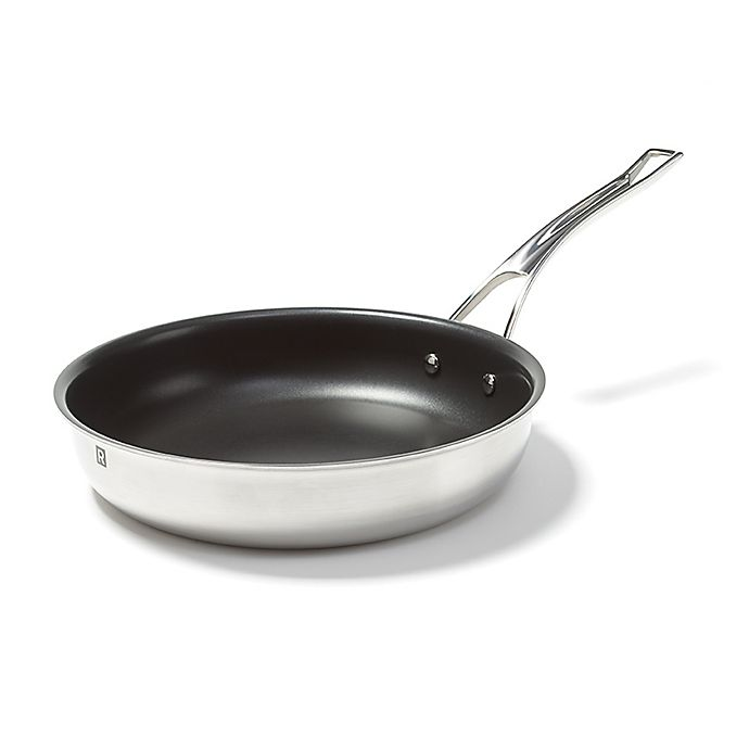 Ricardo 3 Ply Stainless Steel Non Stick Fry Pan Bed Bath
