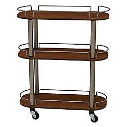 Household Essentials® 3-Shelf Utility Cart