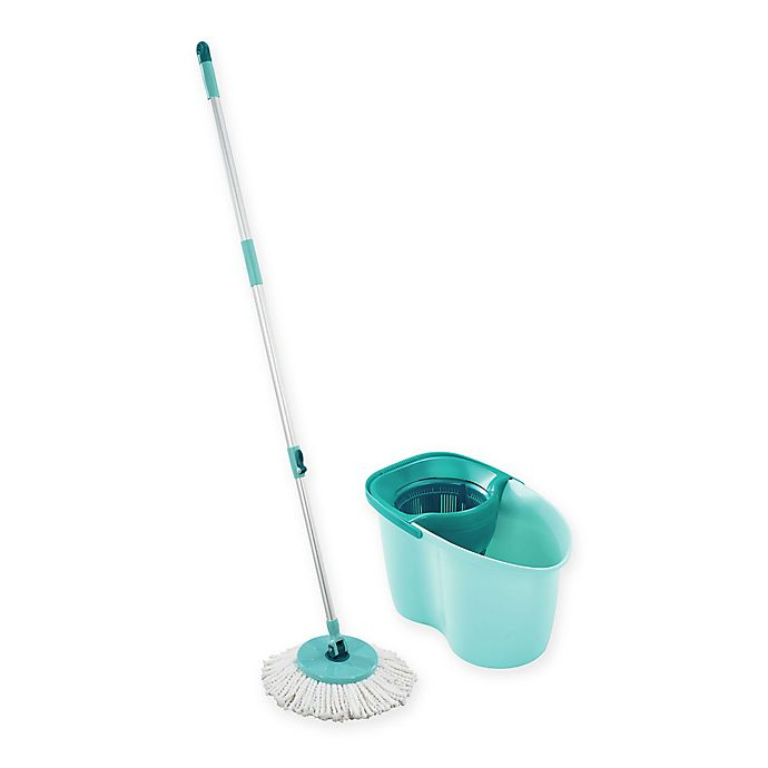 Alternate image 1 for Leifheit Clean Twist Disc Mop Active Set