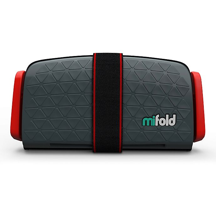 Alternate image 1 for mifold Grab-n-Go Booster Car Seat