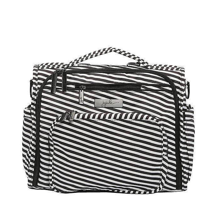 Alternate image 1 for Ju-Ju-Be® B.F.F. Black Magic Diaper Bag in Onyx