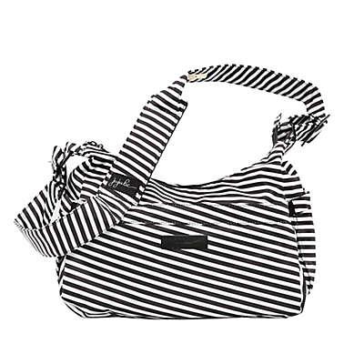 Ju-Ju-Be® Onyx Hobobe Diaper Bag in Black Magic Print