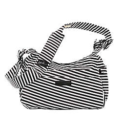 Ju-Ju-Be® Onyx Hobobe Diaper Bag in Black Magic Print