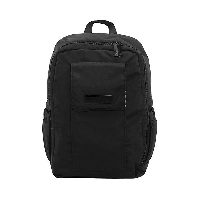 Alternate image 1 for Ju-Ju-Be® Onyx Minibe Diaper Bag in Black Out