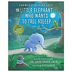 The Little Elephant Who Wants To Fall Asleep  Book by Carl-Johan Forssen Ehrlin