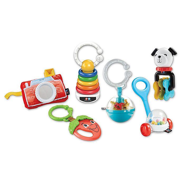 Alternate image 1 for Fisher-Price® Tiny Take-Alongs Gift Set