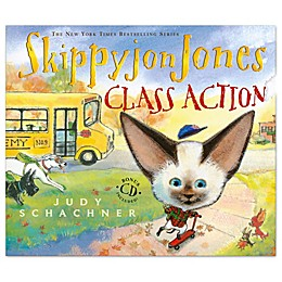 """Skippyjon Jones, Class Action"" Book by Judy Schachner"
