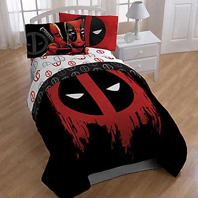Marvel® Deadpool Bedroom Set