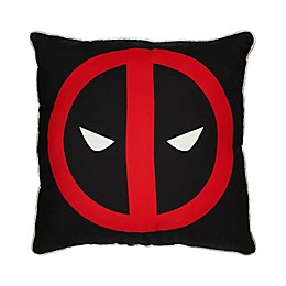 Marvel® Deadpool 15-Inch Square Throw Pillow