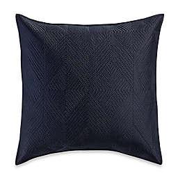 Wamsutta® Bliss European Pillow Sham in Navy