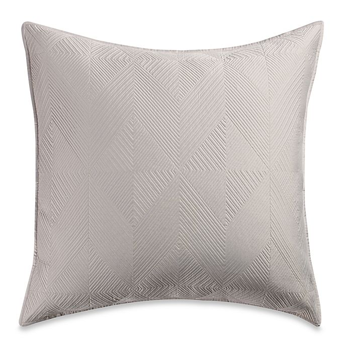 Alternate image 1 for Wamsutta® Bliss European Pillow Sham in White