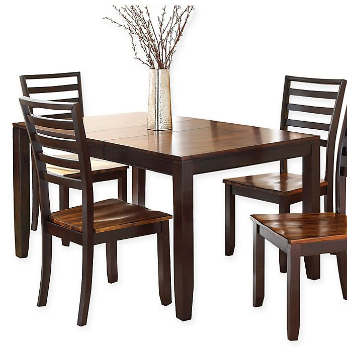 Where To Buy Dining Tables: Buy Steve Silver Co. Abaco Butterfly Dining Table In