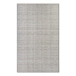 Couristan® Cape Marion Indoor/Outdoor Rug in Brown/Ivory