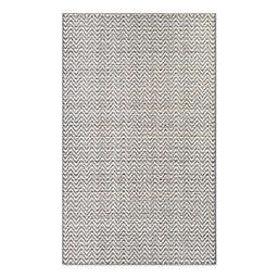 Couristan® Cape Marion Indoor/Outdoor Rug in Brown/Ivory