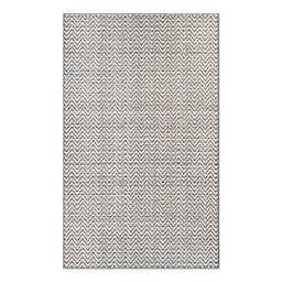 Couristan® Cape Marion 6-Foot 6-Inch x 9-Foot 6-Inch Indoor/Outdoor Rug in Brown/Ivory