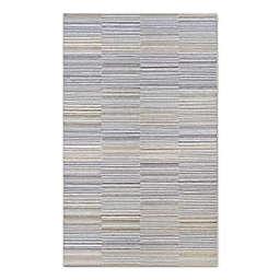 Couristan® Cape Shoreham 7-Foot 10-Inch x 10-Foot 9-Inch Indoor/Outdoor Rug in Ivory/Charcoal