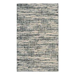 Couristan® Easton Maynard 2-Foot x 3-Foot 7-Inch Accent Rug in Cream/Teal