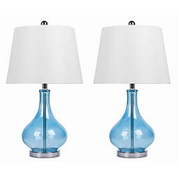 Abbyson Living Luciana Table Lamps (Set of 2)
