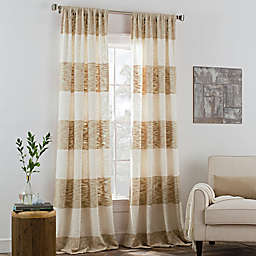 KAS ROOM Carina Rod Pocket Window Curtain Panel