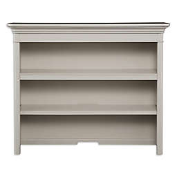 Bassettbaby® Premier Nantucket Hutch in Oyster Grey