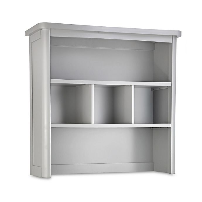 Alternate image 1 for Baby Appleseed® Stratford Hutch in Moon Grey