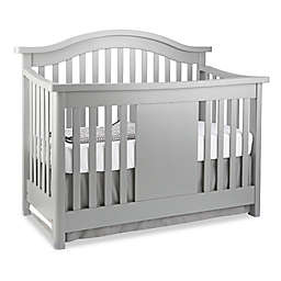 Baby Appleseed® Stratford 4-in-1 Convertible Crib in Moon Grey