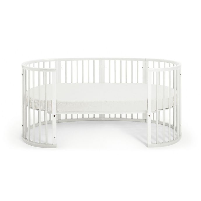 Alternate image 1 for Stokke® Sleepi™ Junior Extension Kit in White